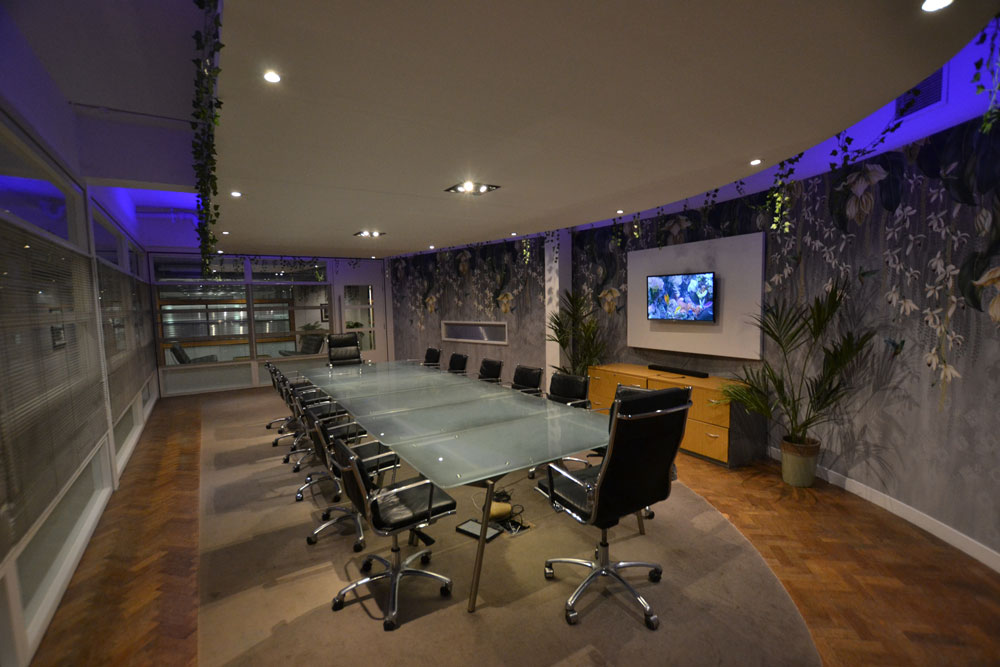 Matrix Studios boardroom