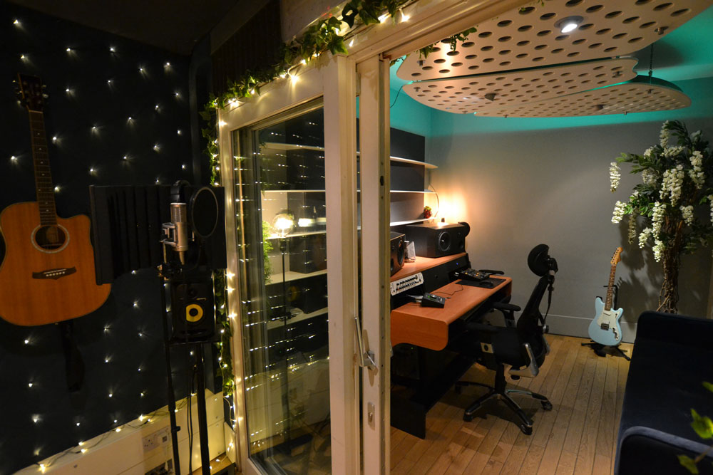 Matrix Studios recording studio